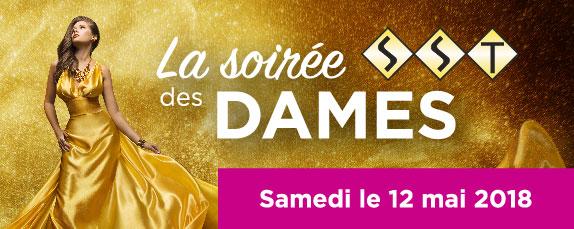 Soirée des dames 2017-2018