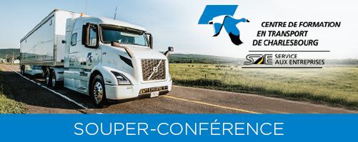 SST de Québec - Souper-conférence CFTC
