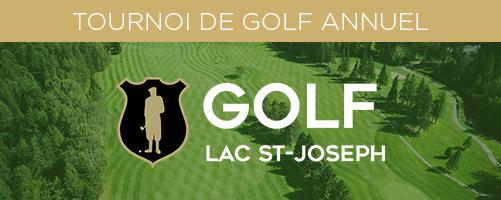 SST de Québec - Tournoi de Golf annuel